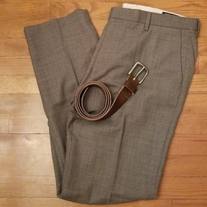 Banana Republic Taylored Slim Fit Wool Pants